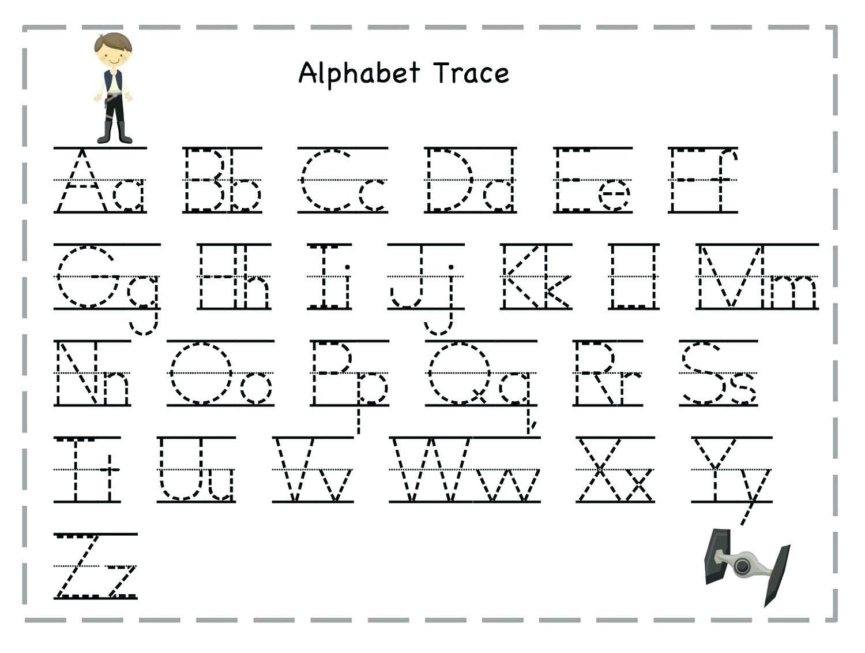 Missing Alphabets Worksheets Printable 4 Letter Worksheets