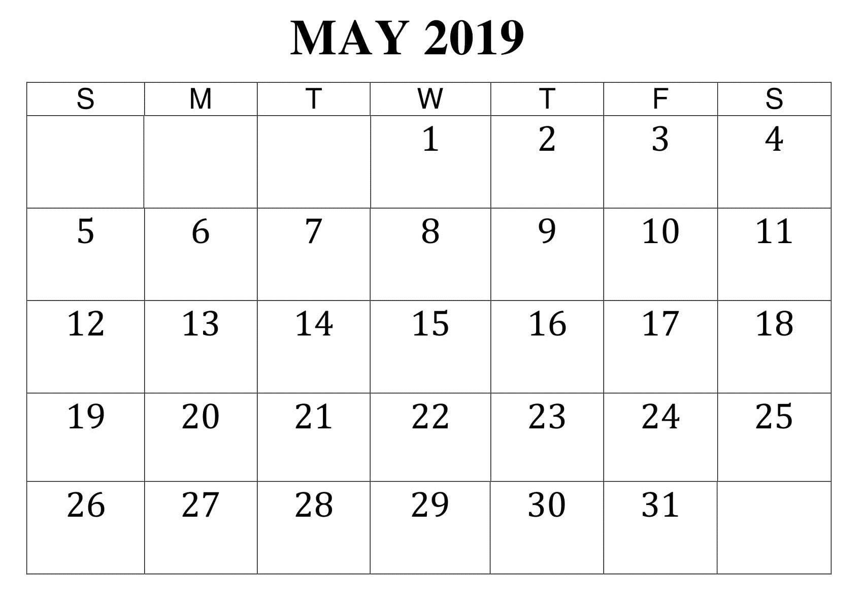 Free Printable Blank Calendar Worksheet 6 Letter Worksheets