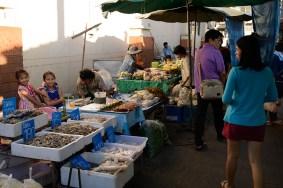 生鮮市場、ラムパーン
