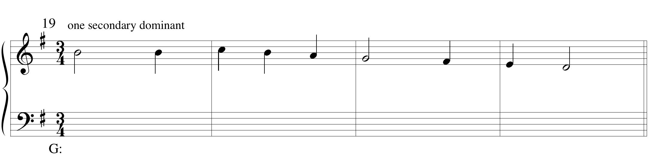Harmonic dictation yumiko matsuoka answer hexwebz Choice Image