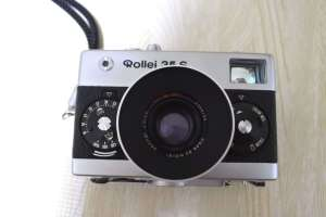 Rollei 35 S ゾナー