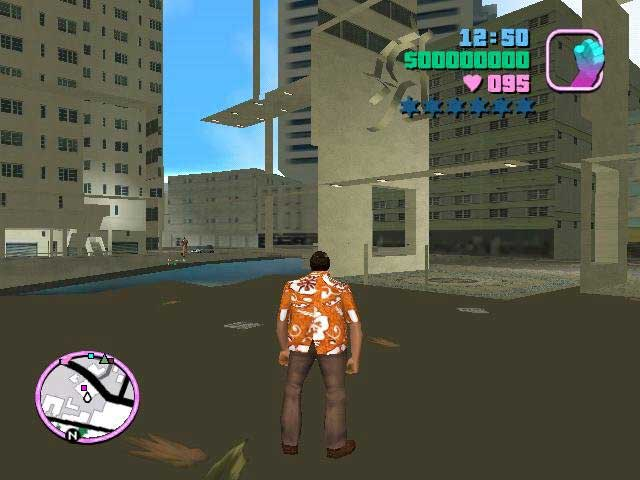Downtown - roxor building Vice City Multiplayer