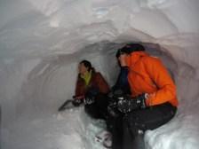 Snow Cave