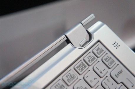 ax séries - ultrabook - teclado