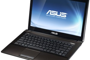 Notebook Asus K43E 2