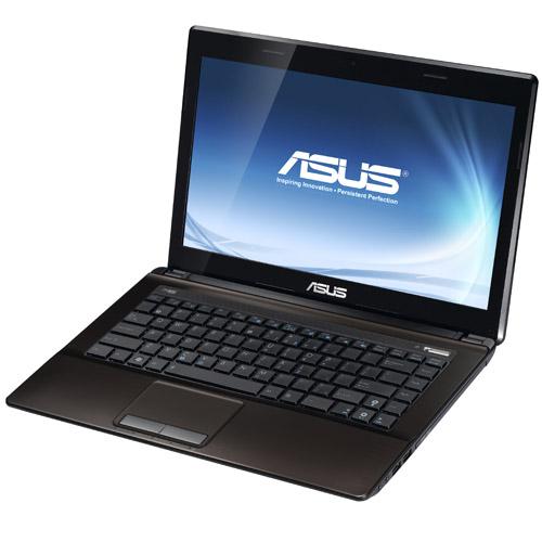 Notebook Asus K43E 2