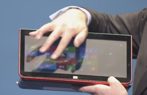 Ultrabook conversível