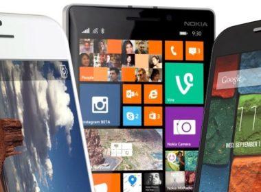 Melhores smartphones