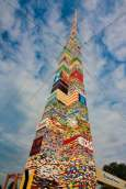 Maior Torre de LEGO do mundo