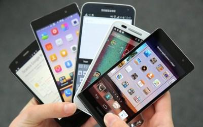 Os melhores smartphones do universo