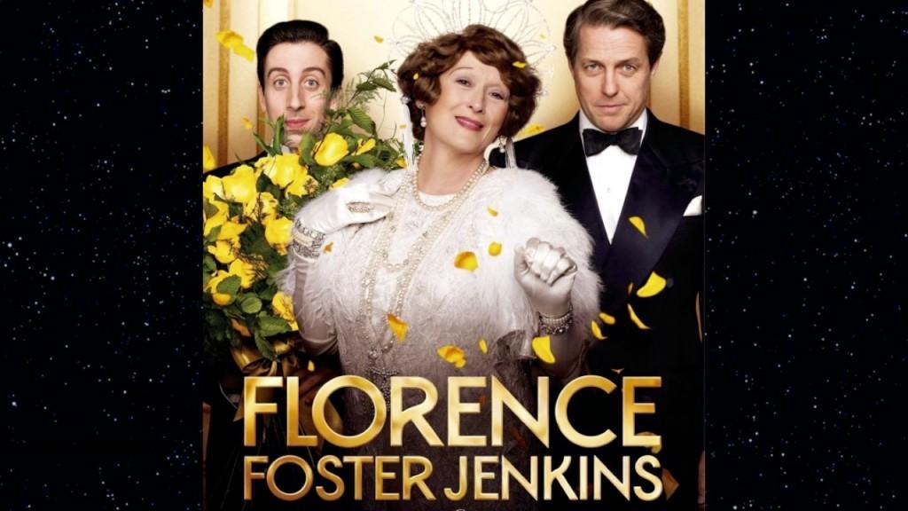 Florence Foster Jenkins trailer - BAFTA noms - Streep Oscar nom