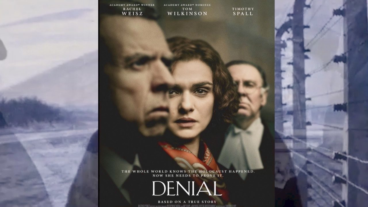 Denial trailer - Jan 27 - was there a Holocaust?