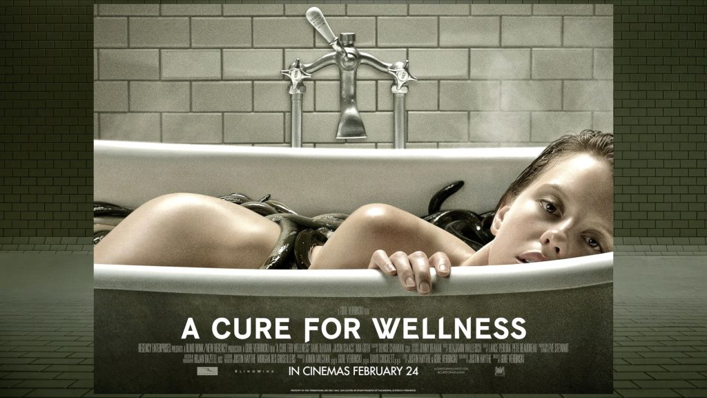 A Cure for Wellness - trailer - Feb 24 - mystery thriller