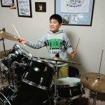 酒井響希(ひびき)のドラム動画がヤバい!小学校や全盲の病気についても!