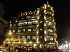 Hayashi department store, bâtiment japonais