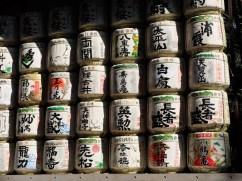 Offrandes de saké
