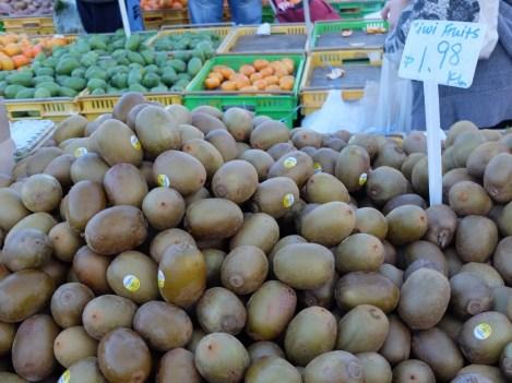 Kiwifruit, les kiwis ce sont les néo-zélandais
