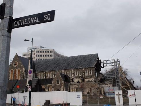 L'ancienne cathédrale