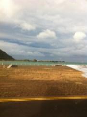 Au départ de Wellington