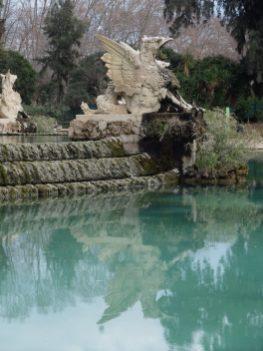 Cascada monumental
