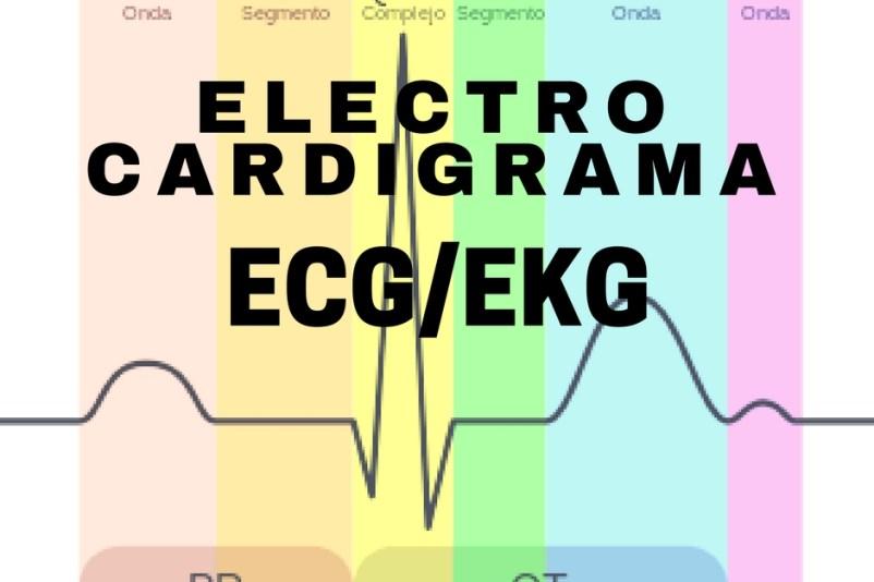 Electrocardiograma ECG/EKG repaso rápido.