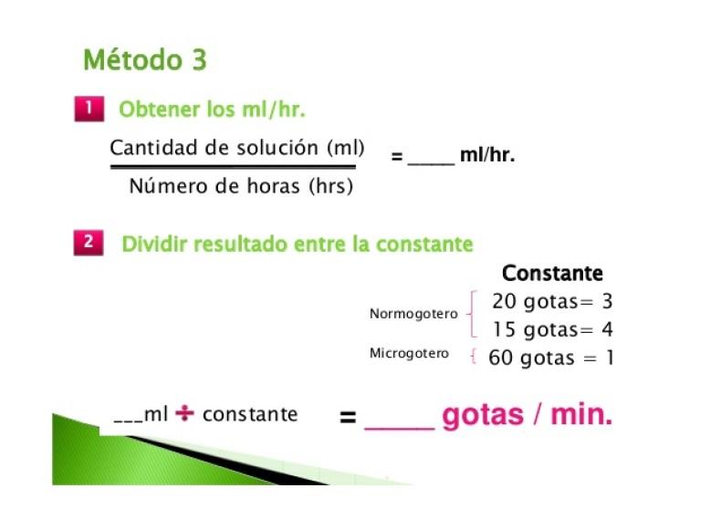 Cálculo de infusión3