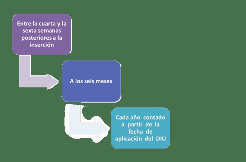 TÉCNICA DE COLOCACIÓN3 DEL DISPOSITIVO INTRAUTERINO4