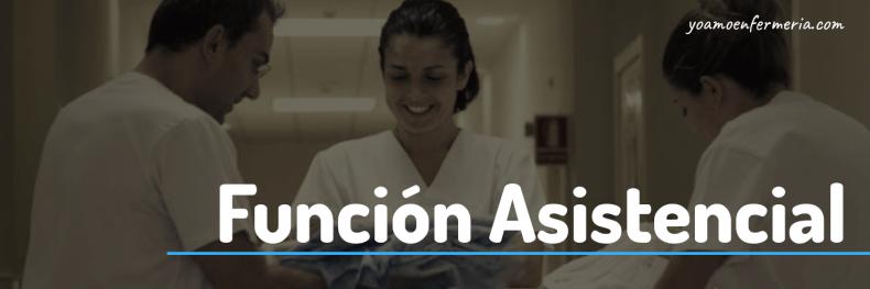FUNCIÓN O ROL ASISTENCIAL DE ENFERMERÍA