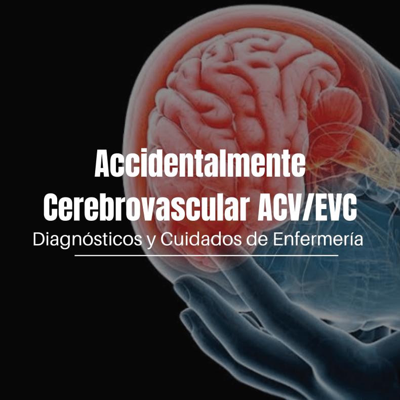 ACV Accidente Cerebrovascular Cuidados de Enfermería