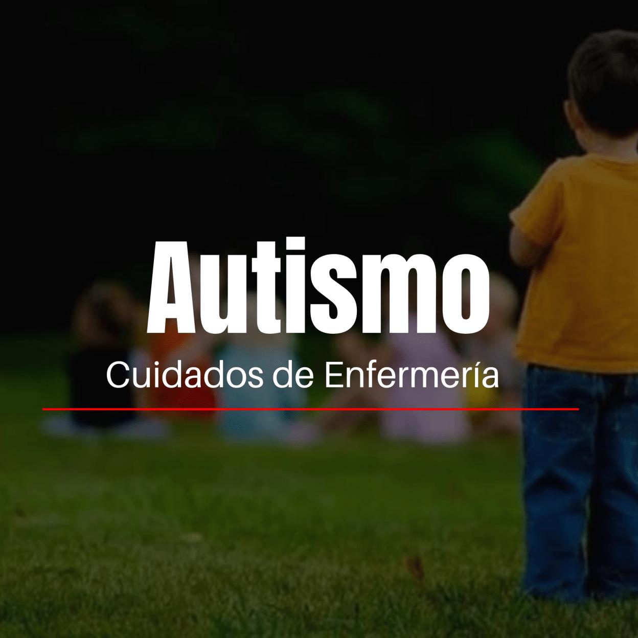 Autismo es un trastorno que afecta a niños antes de los tres años de edad que genera compromiso de todo el desarrollo neuropsicomotor y  la comunicación social