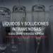 Líquidos y soluciones IV intravenosas guía de referencia rápida