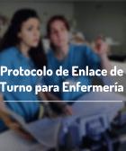 ENLACE DE TURNO PARA ENFERMERÍA PROTOCOLO