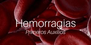Hemorragiasy primeros auxilios