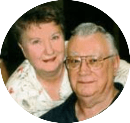 Gladys L. Husted y James H. Husted