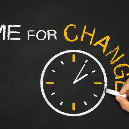 Les 5 clés du processus de changement