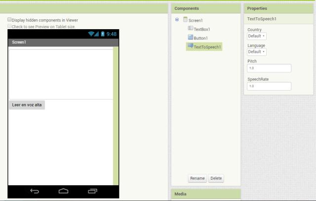 app textotospeech app inventor