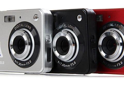 Reseña y características: Amkov CDFE 2.7 Inch TFT 8X Digital Zoom 18MP, 1280 X 720 HD Video, Camera