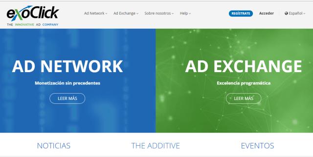 exoclick poner anuncios