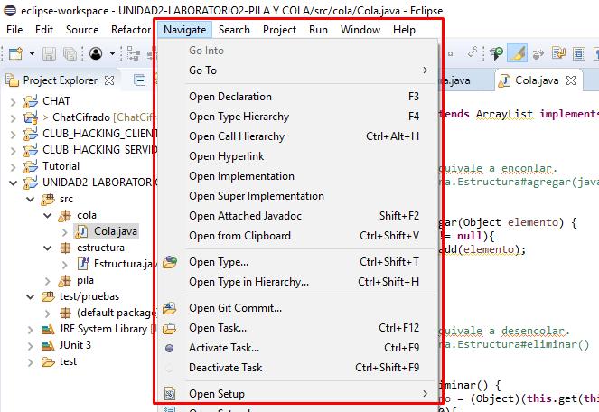 crear un menu en java usando jmenu