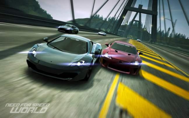 descargar need for speed world