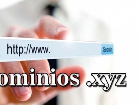 Todo sobre los dominios web xyz ¿Son recomendados? ¿Posicionan bien?