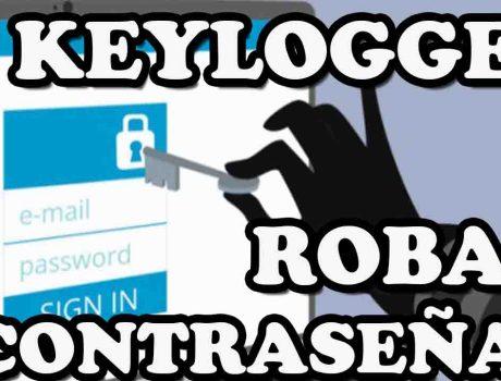 Como capturar contraseñas guardadas en Google Chrome con Keylogger
