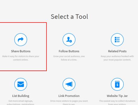 Como agregar botones de compartir en redes sociales en un blog de Blogger