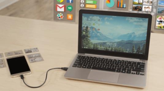 conectar telefono a computador android studio