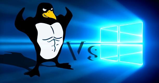 porque linux es mejor que windows