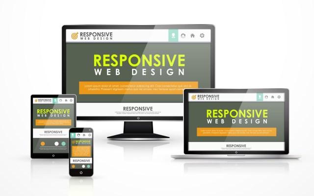 pagina web responsive