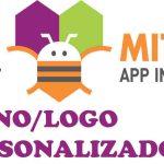 LOGO ICONO DE APLICACION PERSONALIZADO PARA APLICACION EN APP INVENTOR