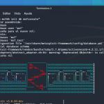 preguntas de hacking etico kali linux consola