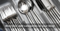 Add blog categories