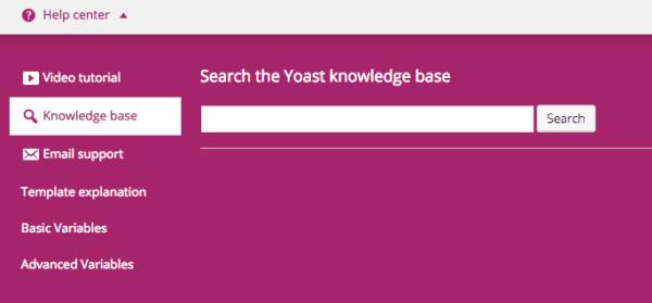 knowledge base search